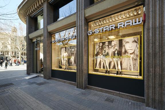 G-Star Raw: Barcelona