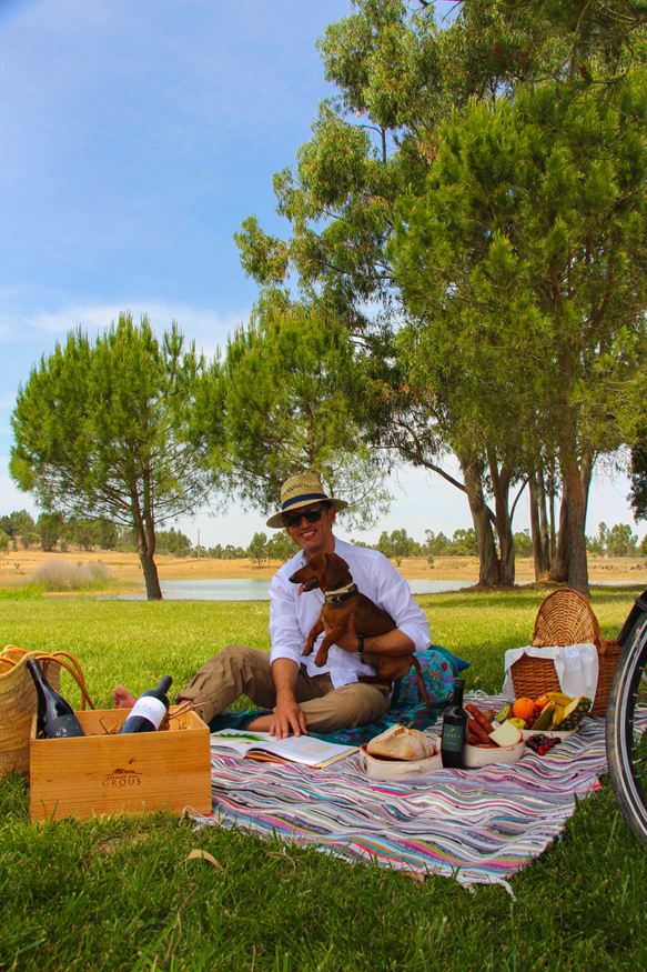 Herdade dos Grous, oasis en Portugal