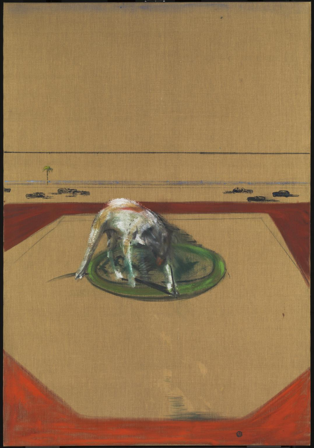 Study of a Dog 1952 Francis Bacon 1909-1992 Presented by Eric Hall 1952