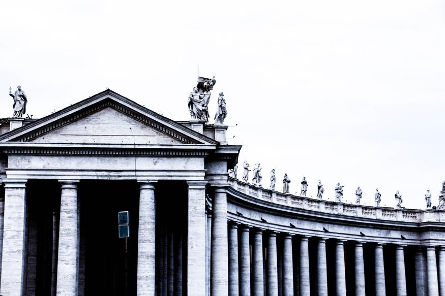 Roma, el perfume divino, primer día