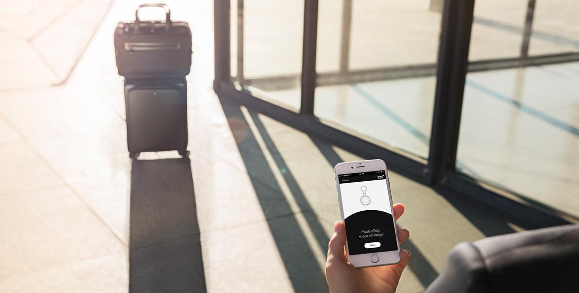 e-Tag: El nuevo accesorio de viaje