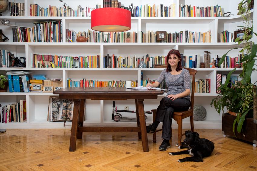 Mónica Rodríguez: Escritora Premio ANAYA