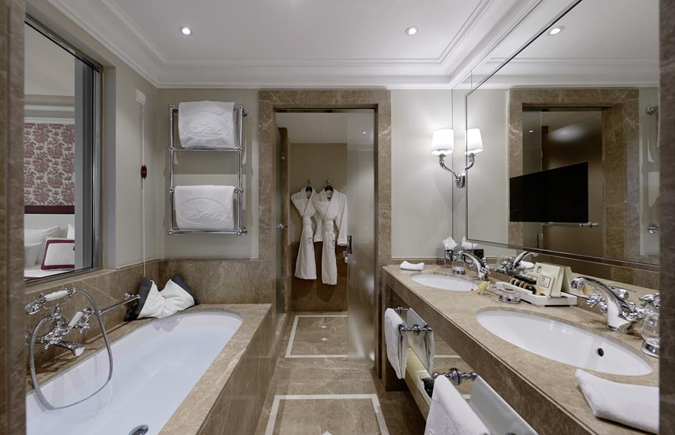 Baño de la suite.