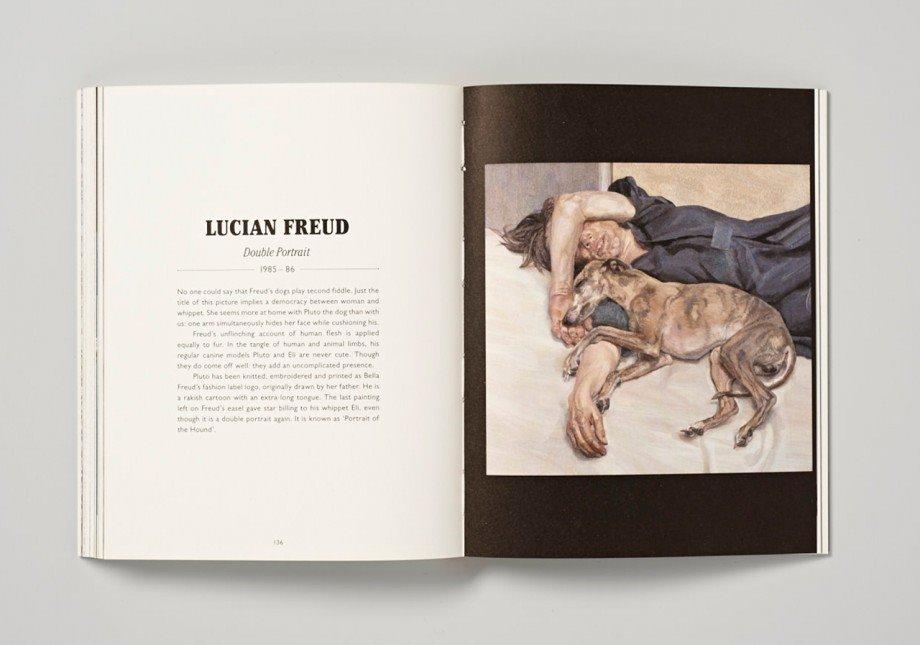 Lucien Freud.