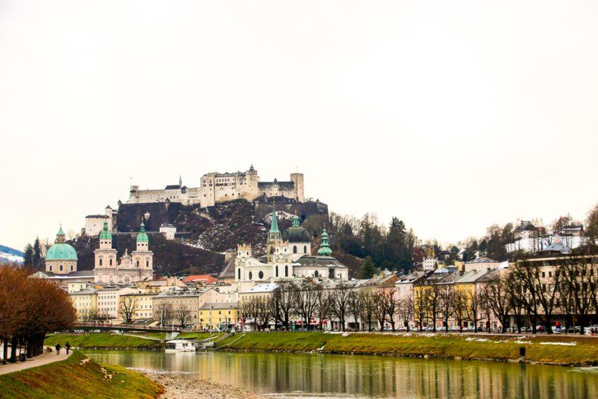 Salzburgo, Escenario del Mundo: Segundo día