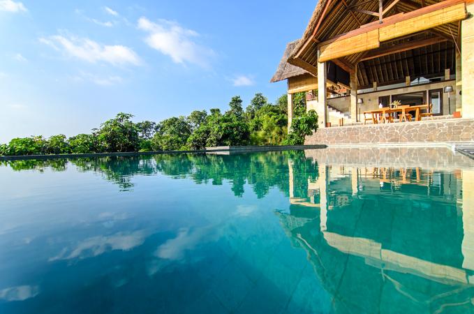Sanglung Villas Private Pool.