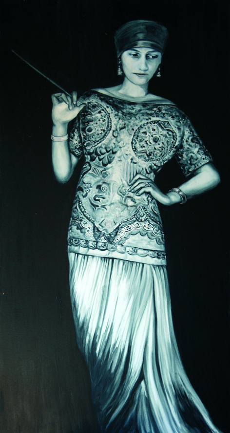 Peggy Guggenheim, Bobo Ivancich.