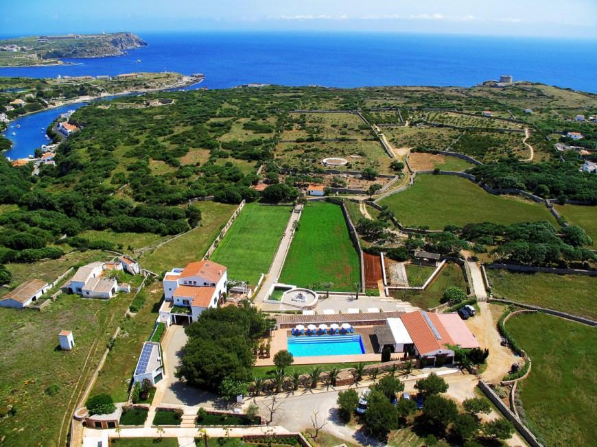 San Joan de Binissaida, el mejor hotel de Menorca