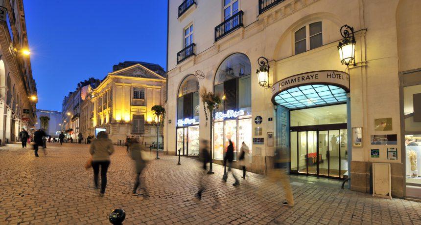 Hotel Pommeraye, la residencia perfecta en Nantes