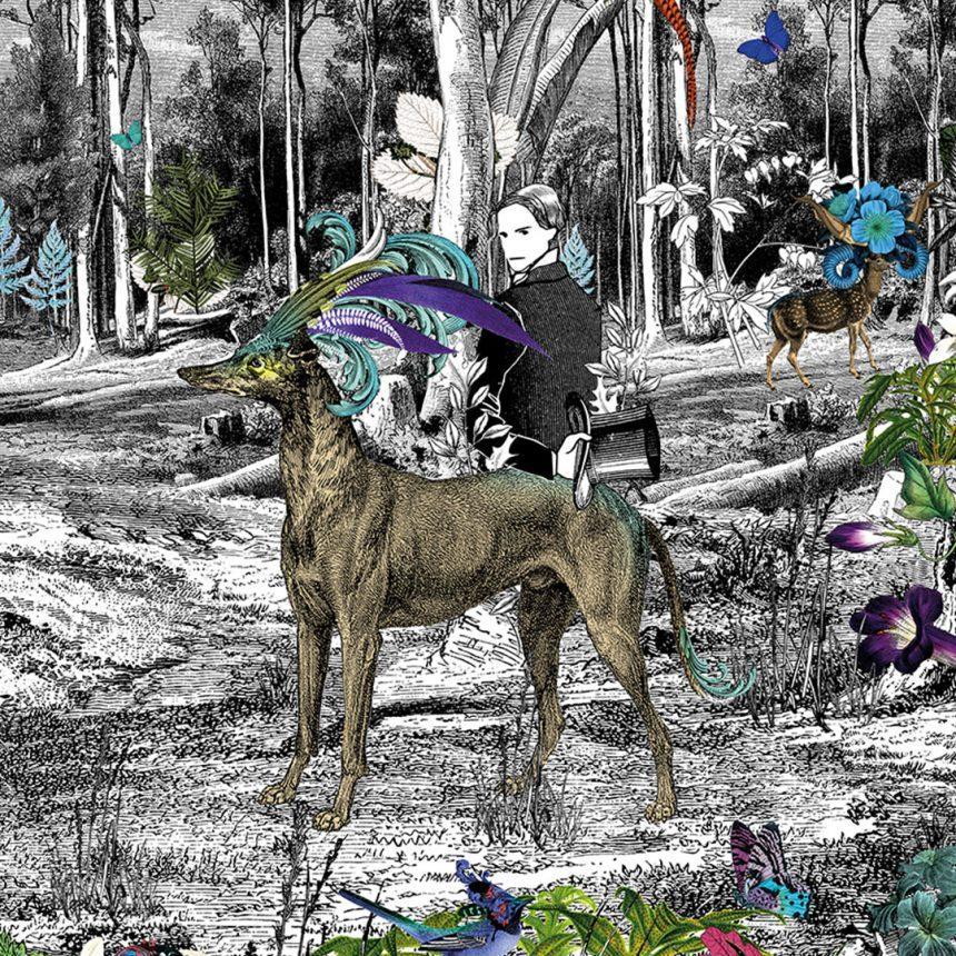 Un perro en la nueva ficción olfativa de Penhaligon´s