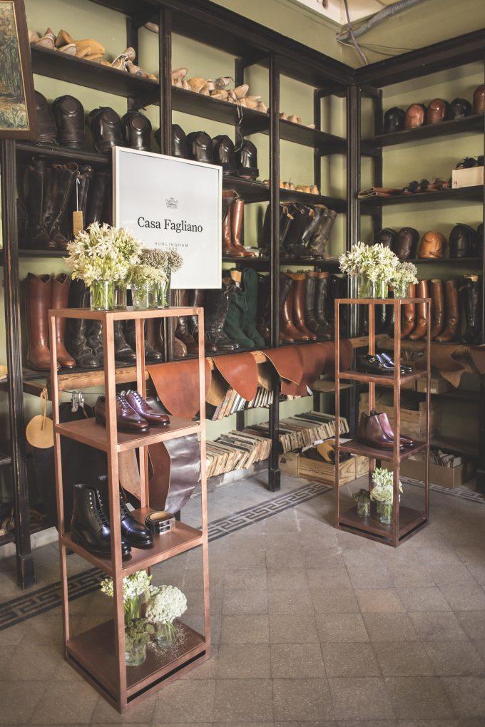 Showroom de Casa Fagliano.