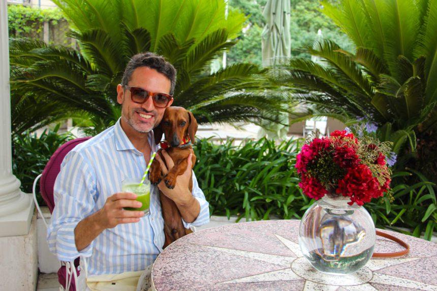Despidiendo el año desde el Four Seasons Hotel Buenos Aires