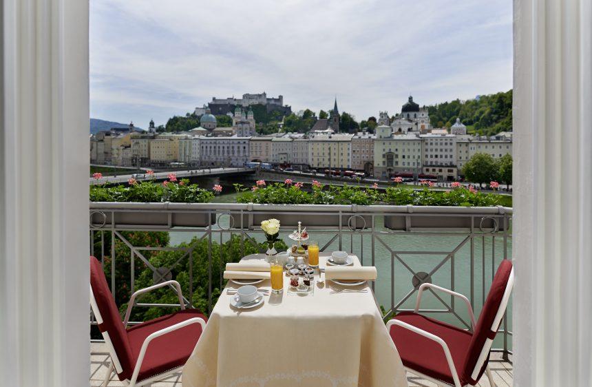 Sacher Salzburgo, donde reside el hedonismo
