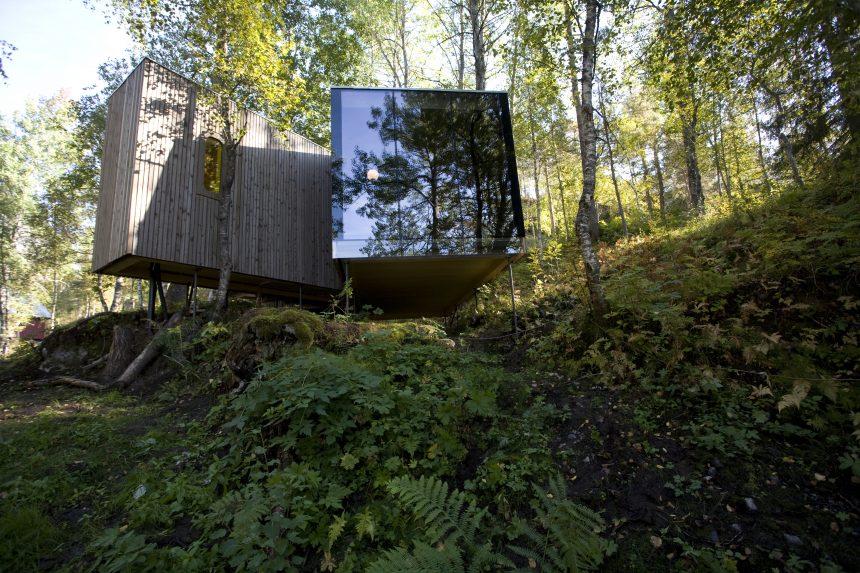 5 alojamientos en Noruega para vivir aventuras y soñar sin ser molestado