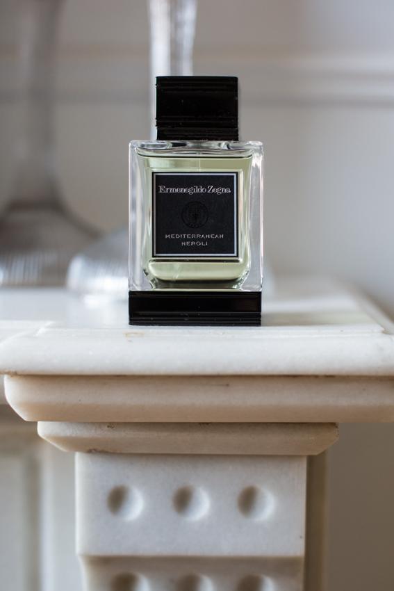 Ermenegildo Zegna Mediterranean Neroli perfuma mis días
