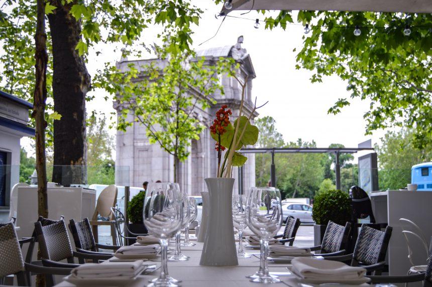 Ikebana, la única terraza de Madrid diseñada por Philippe Starck