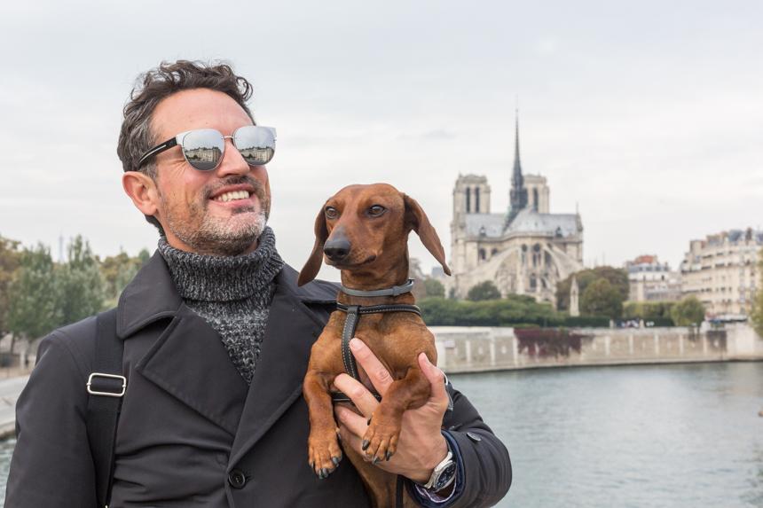 Bajo el cielo de París, 3