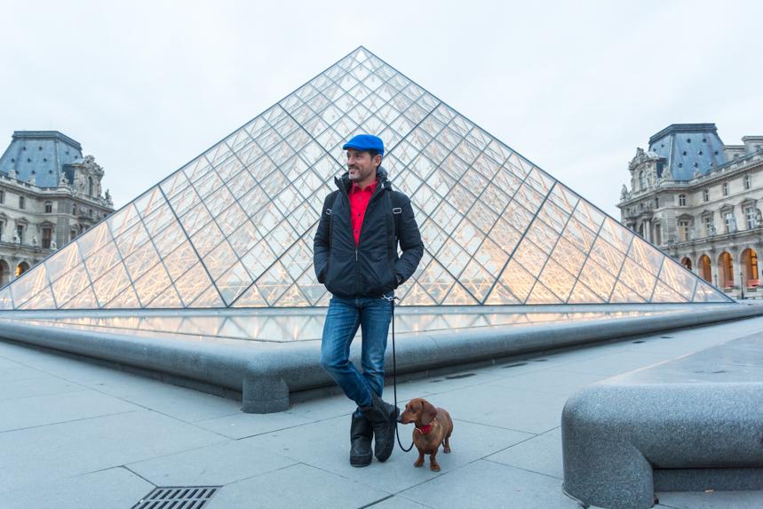 Icono de París en el mundo