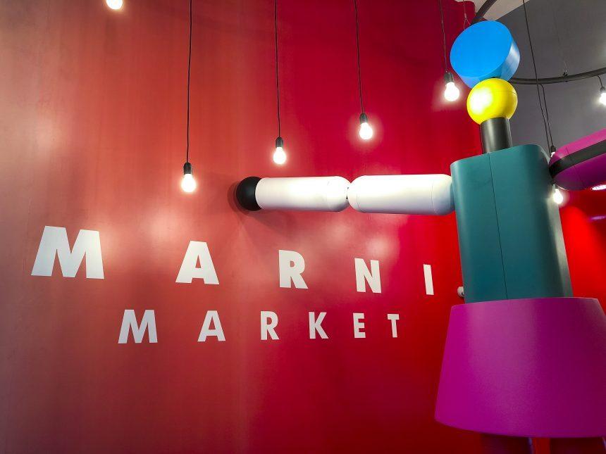 Marni Market, diseño y solidaridad en el 231 Rue Saint Honoré