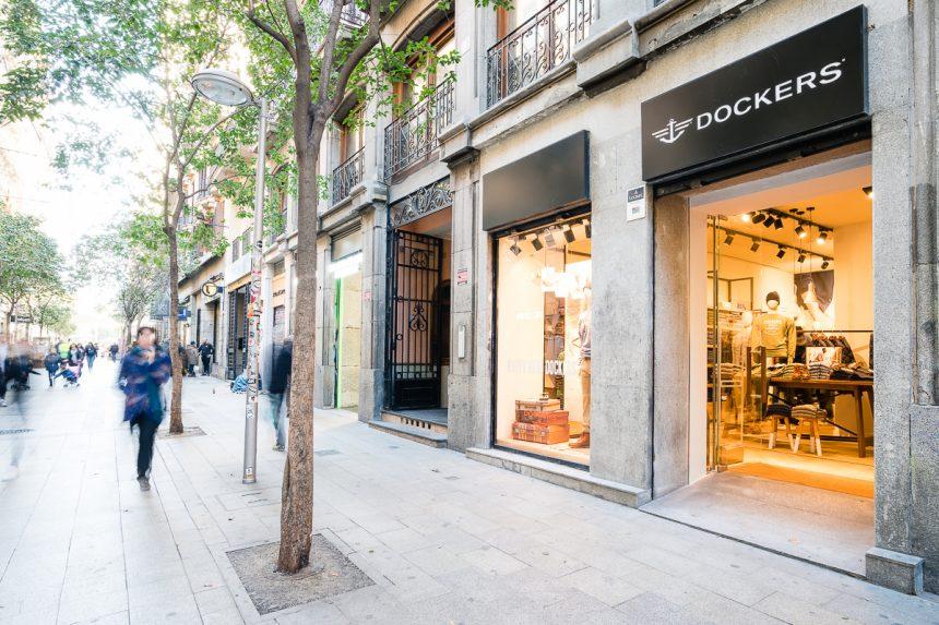 Dockers® abrió en Madrid y creó una nueva experiencia de libertad