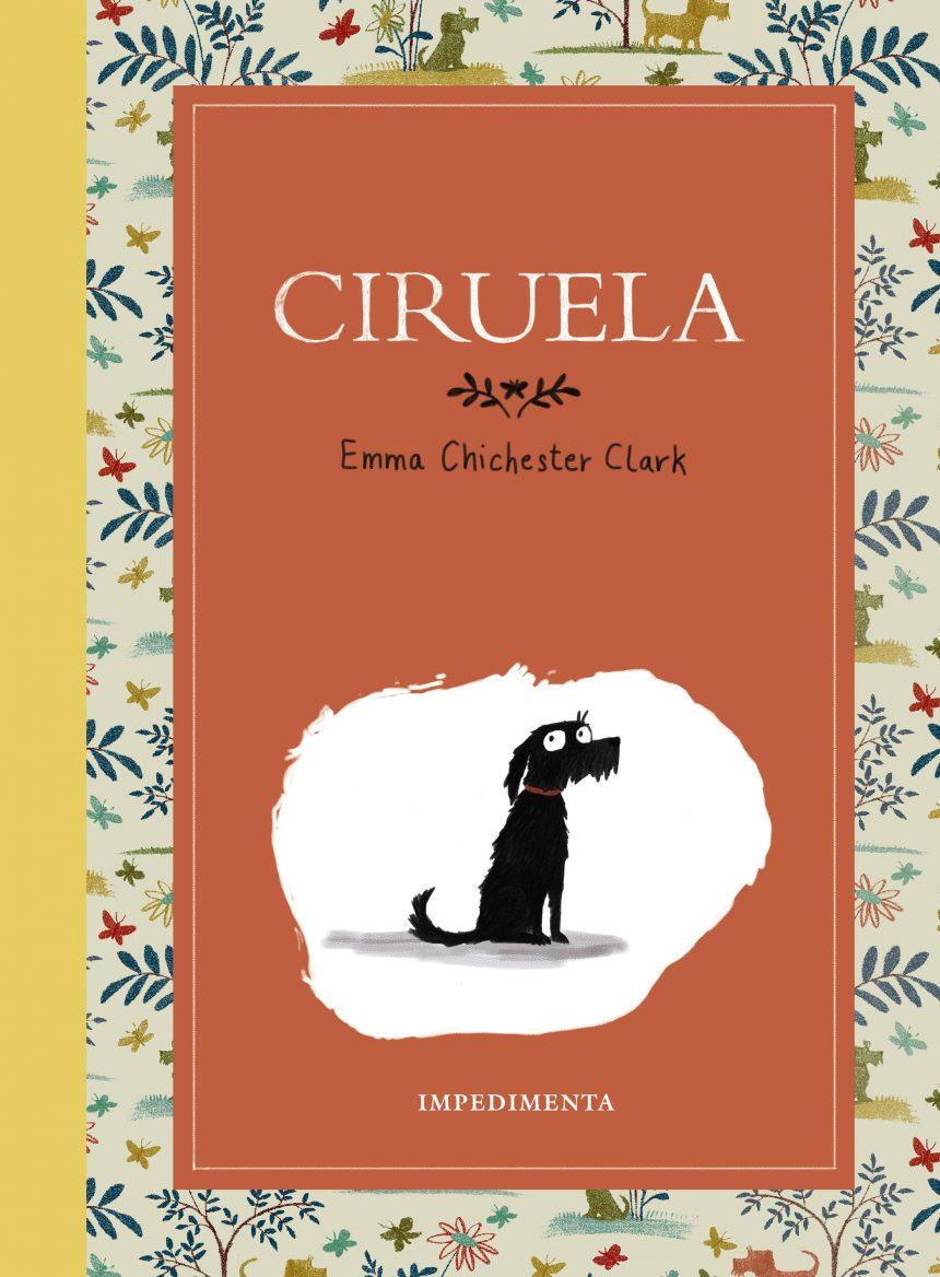 Ciruela, nueva obra de Emma Chichester Clark