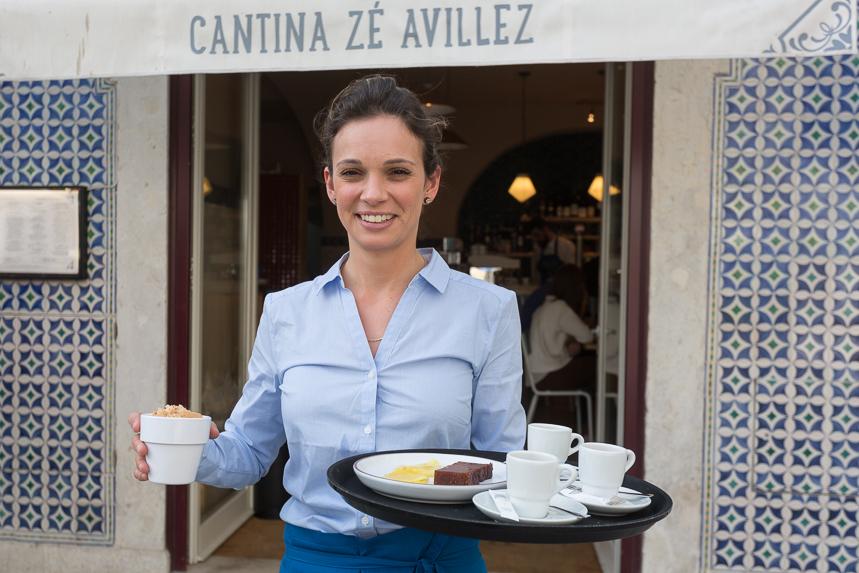 Cantina Zé Avillez, la cocina del mejor chef de Portugal