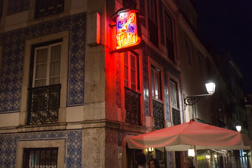 O Faia, excelente gastronomía portuguesa y fados