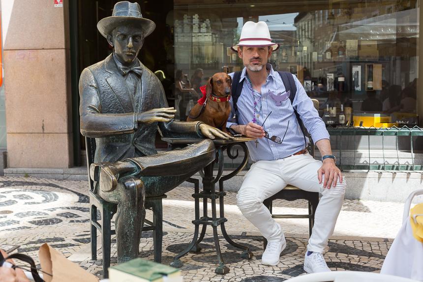 Tentadoras direcciones dog friendly de la ciudad de Fernando Pessoa