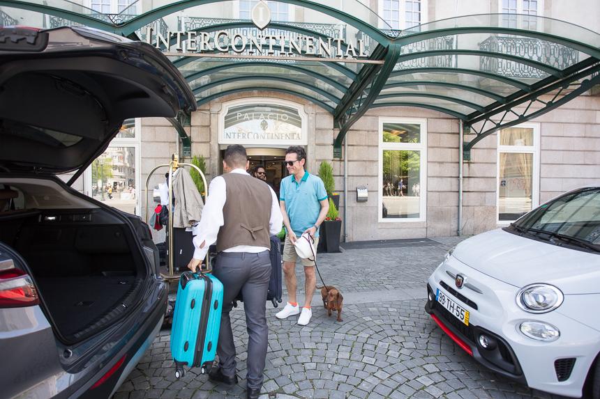 InterContinental Porto – Palacio das Cardosas, comodidad y lujo