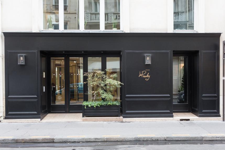 Le Pradey, un secreto de lujo en el distrito I de París