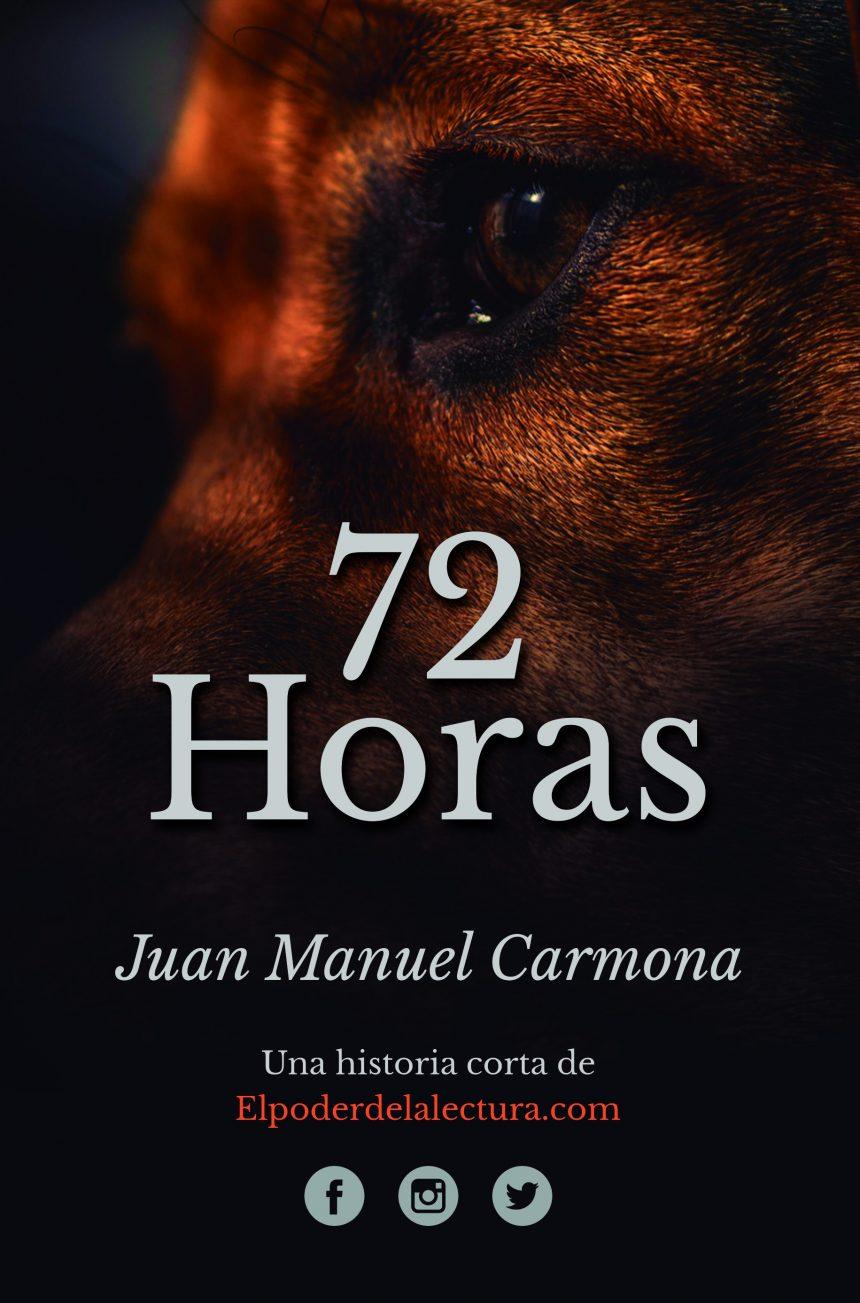 72 Horas, la novela solidaria de los perros