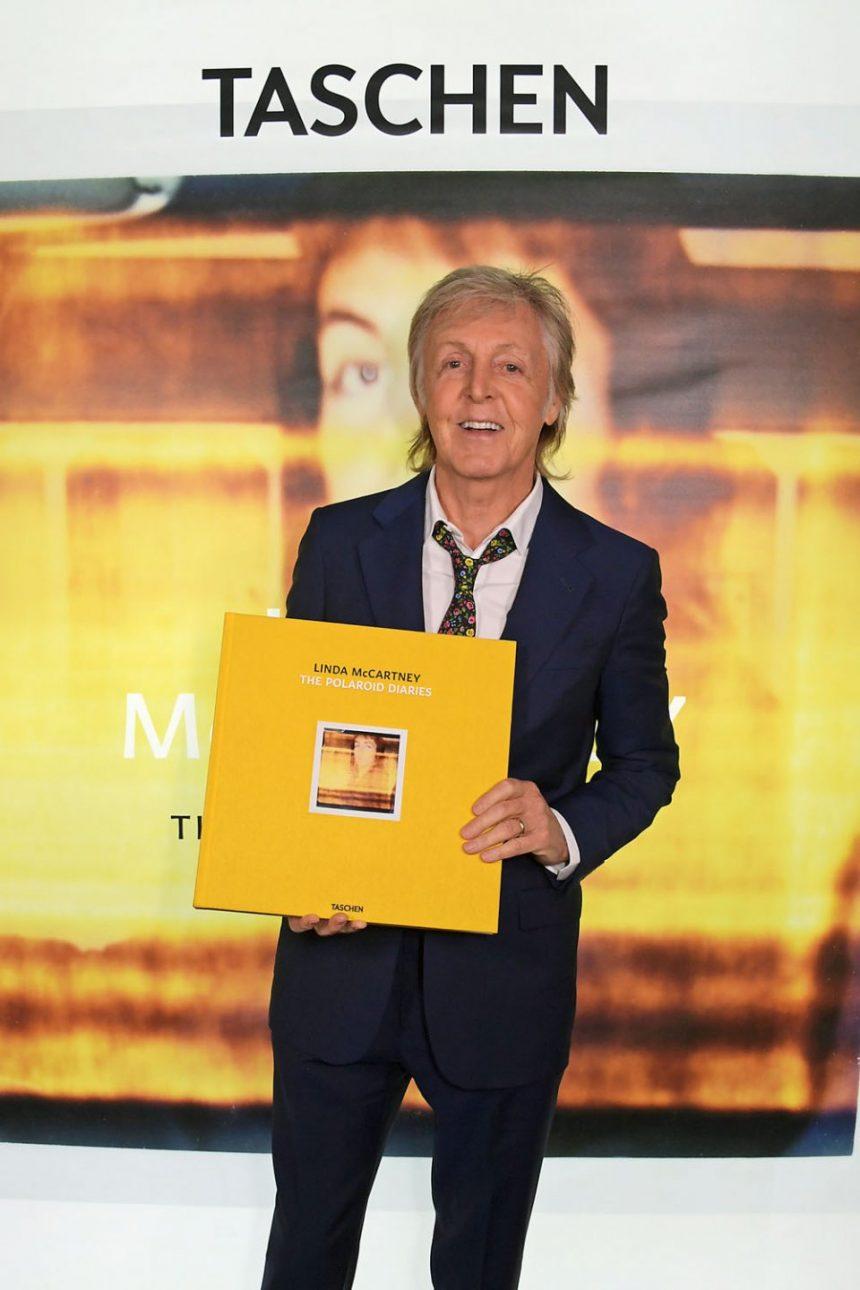 Linda McCartney, polaroids inéditas de su vida familiar y mucho más