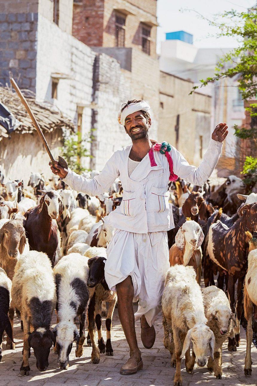Scott Schuman nos lleva de paseo por India