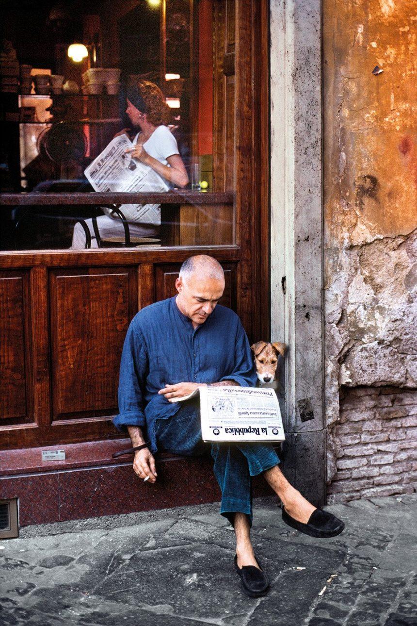 Steve McCurry, retrata como nadie el magnetismo de los animales