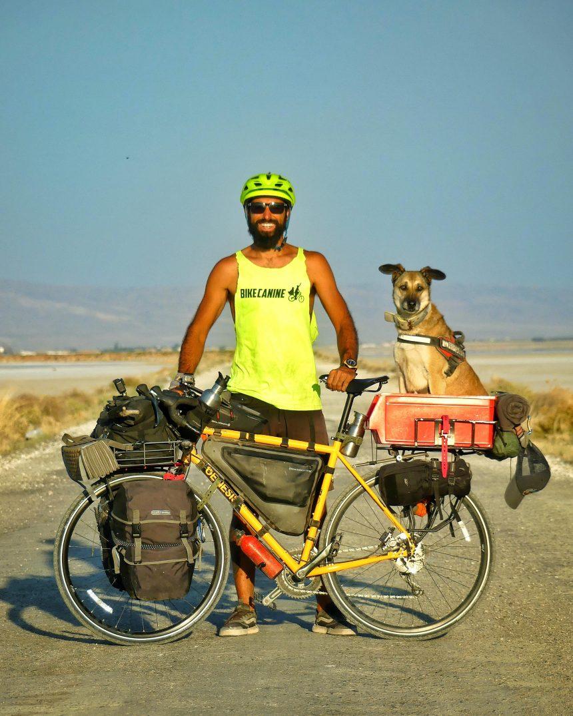 Bikecanine comparte su historia en viajEros