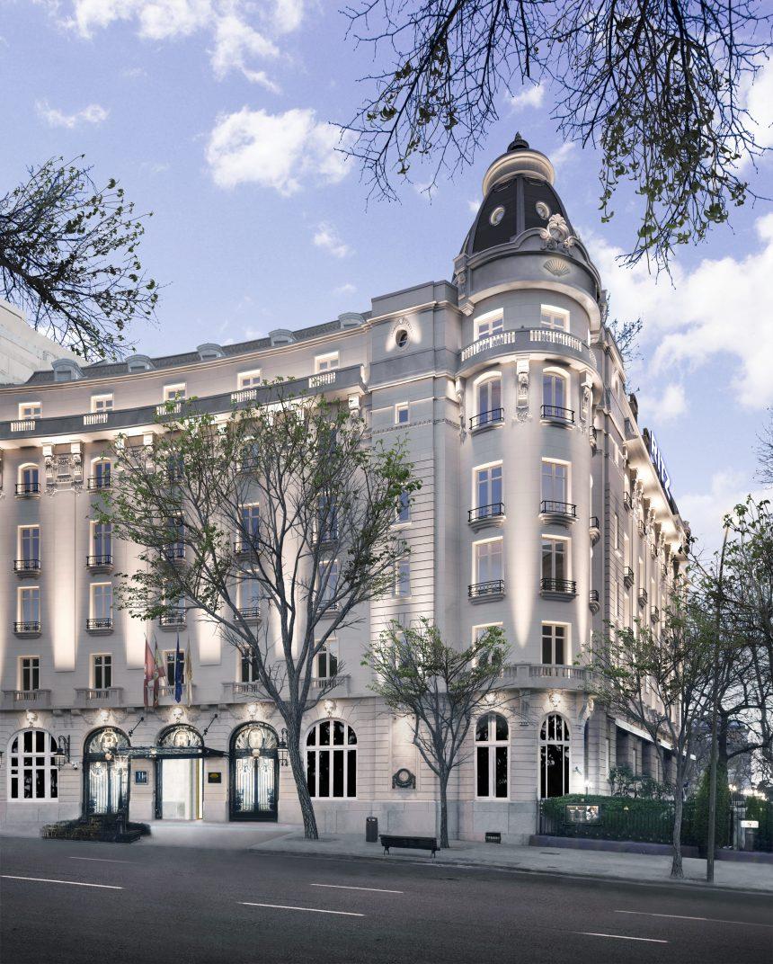 Mandarin Oriental Ritz, Madrid abrirá sus puertas este verano