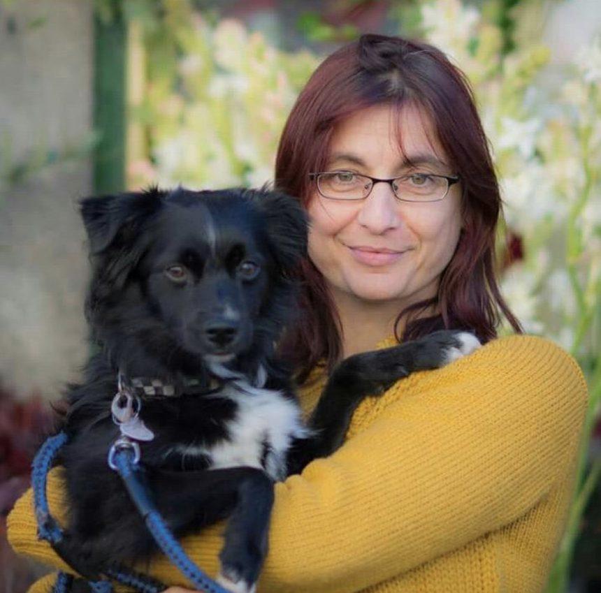 Mónica Rodríguez, escritora con numerosos premios y reconocimientos, en viajEros
