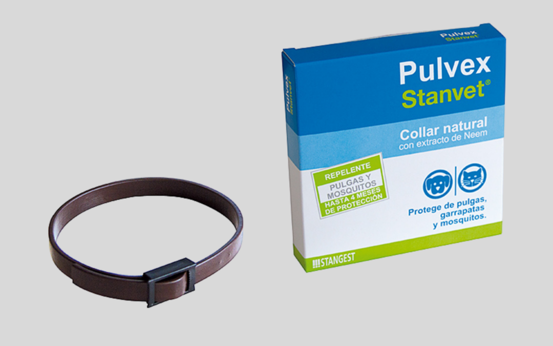 Pulvex, el antiparasitario externo que utiliza Eros