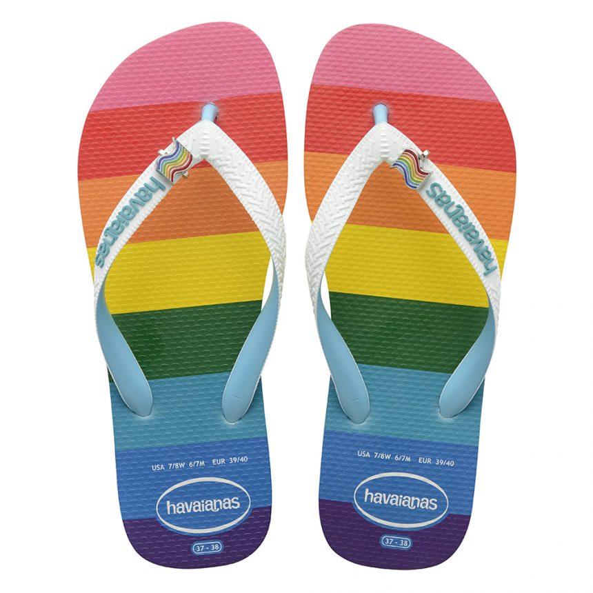 Correos, Havaianas, Dockers y el Orgullo LGTB