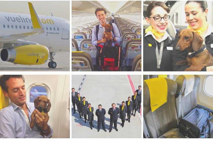 Vueling: vuelos a partir de 29,99 Euros