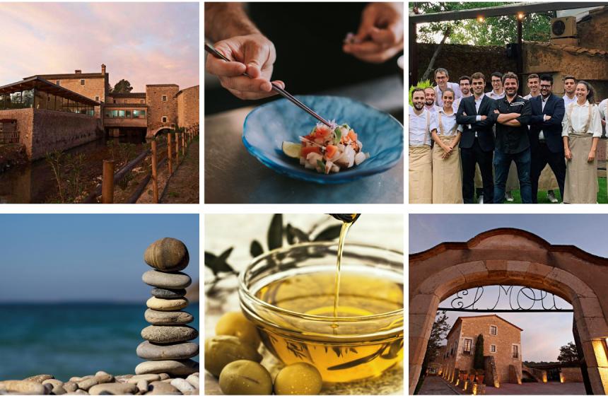Molí de L'Escala: gastronomía, calma, cultura, naturaleza y playa
