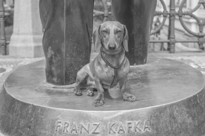 Un día como hoy nacía Franz Kafka