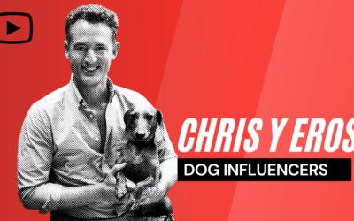 Más amor perro en YouTube con CHRIS Y EROS