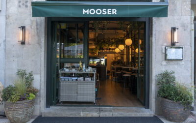 Mooser: nueva terraza en Madrid