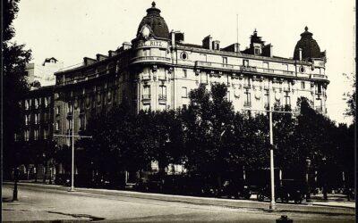 MO Ritz Madrid: rememorando el 2 de octubre de 1910